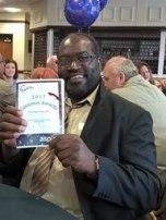 Nicholas aspire award 2017